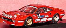 Ferrari 308 GTB Rally Carso 1983 1 43 Best Be9263 Modellino Auto Diecast