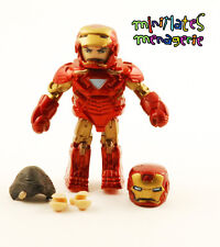 Marvel Minimates TRU Toys R Us Iron Man 2 Movie Mark VI Iron Man