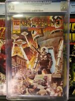 Nazi Werewolves From Outer Space Issue #1 CGC 9.8    Brand New (special order)