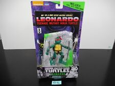 MINT!! TMNT NICKELODEON LEONARDO & IDW FULL SIZE COMIC BOOK NINJA TURTLES 51-16