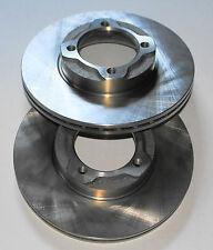 Bremsscheiben innenbelüftet  für Daihatsu Cuore L201 Vorderachse (Satz=2 Stück)