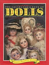 Antique Doll Types - Mechanical Bisque China Celluloid Wooden Etc / Scarce Book