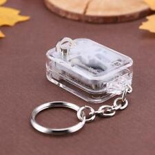 Vintage Mini Music Box Keychain Musical Box Kid Girl XMAS Gift Design Gift