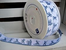 Acufactum Satin webband, 2 cm di larghezza, band ornamentali, gioielli webband, Bambini Inverno