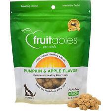 New listing Fruitables Crunchy Pumpkin & Apple Treats + Free Shipping & Gift!