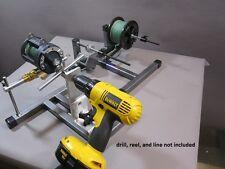 Reel Winder II with Super Spooler and Digital counter, Line Winder, Reel Holder