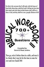 Biblical Workbook II : 700+ Questions by Darrel O. Jenkins (2001, Paperback)