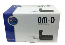 New Boxed Olympus HLD-6 Power Battery Holder For E-M5 Camera