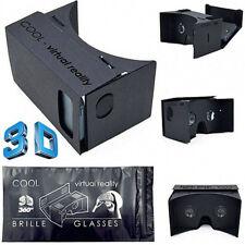 Virtual Reality Brille COOL 3D für Smartphone VR-Google Cardboard Video Brille
