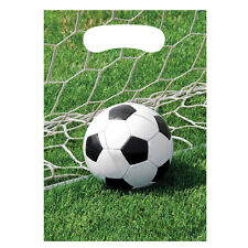 SOCCER Treat BAGS Sports Birthday Party Supplies Favors Loot