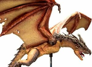 Harry Potter Goblet of Fire Hungarian Horntail Wing Articulated Dragon Figure