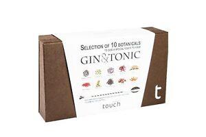 Gin and Tonic 10 Premium Garnish Case