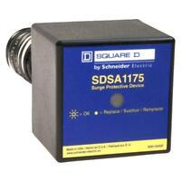 SVR 500V PSYTRONICS P1301 SINGLE PHASE SURGE SUPPRESSOR 120 VOLTS U.L