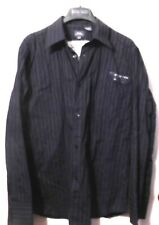 New G-STAR RAW Men's  Long Sleeve Shirt size XXL