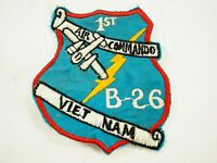 USAF 1st Air Commando B-26  Vietnam War Patch