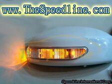 LED Turning Signal Mirror Cover Fits INFINITI M35 M35x M45 Fuga Y50 06 07 08 09