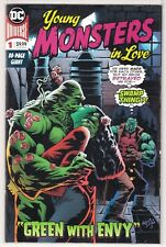Young Monsters in Love #1 DC Universe Comics