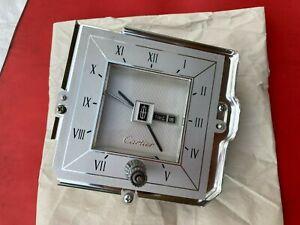 Lincoln Continental MARK V Cartier Clock 1977 1978 1979 Nice