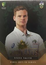 2017 Tap n Play ... The ASHES ... PORTRAITS.... STEVE SMITH.