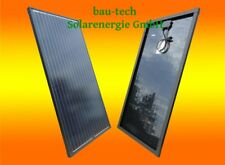 50Watt 50W 12Volt 12V Solarmodul Solarpanel Monokristallin Full Black / Schwarz