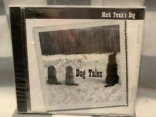 Dog Tales by Mark Twain's Dog CD NEW Sealed Indie
