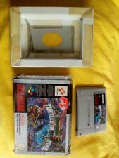 Jeux vidéo rares pour Nintendo SNES