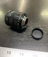 "50mm f1.4 2/3"" CCTV Lens C mount to M43 EPl3 EPM1 NEX 5 7 Pentex Q NIKON J1"