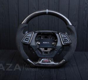Chevrolet Camaro Steering Wheel SS ZL1 Carbon Fiber  2016-2021