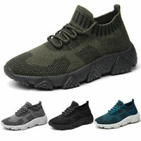 Men's Sports Running Casual Shoes Outdoor Athletic Jogging Tennis Sneakers Gym