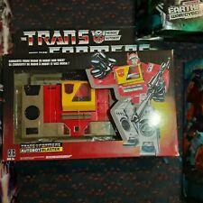 Hasbro Transformers G1 Autobot Blaster Action Figure NIB