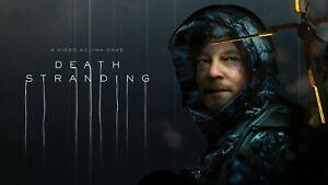 Death Stranding | Steam Key | PC | Digital | Worldwide |