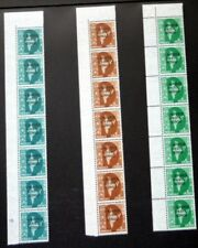 INDIA SET OF 6 STAMPS ISSUED FOR UN ONUC FORCES Scott M56-M61 1962 MNH