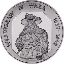 Poland / Polen - 10zl Wladyslaw IV Vasa (1632 - 1648)