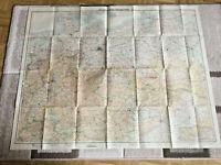 GEA -Verkehrskarte - Deutsches Reich