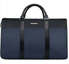 Michael Kors large Tote Duffel overnight travel Bag New with tags Navy Blue