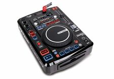 Dj Tech ISCRATCH201 The Iscratch 201 Supports The Most Popular Media: Cds & Usb