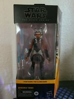 Ahsoka Tano Clone Wars Star Wars Black Series 6-inch In Hand Walmart Exclusive