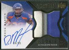 2012 Exquisite Collection Doug Martin Rookie Patch Auto 34/99