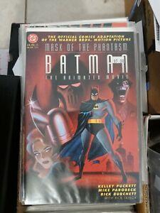 BATMAN MASK OF THE PHANTASM 1ST APPEARANCE (1994, DC COMICS) NM B&B SALE INSIDE