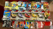 MISC. LOT 18 HOT WHEELS SPIDER-MAN LOONEY TUNES FORD PERFORMANCE MUSTANG LOT
