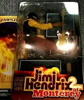 McFarlane JIMI HENDRIX 2 At Monterey 1967 Superstage Figure MOC NEW 2004