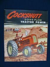 1953 Cockshutt Full Line Farmers Catalog 20 30 40 50 Tractor & Farm Equipment