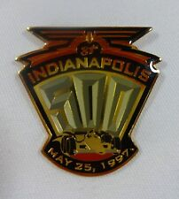1997 Indianapolis 500 Event Collector Lapel Pin Arie Luyendyk