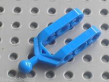 LEGO TECHNIC Blue suspension steering link 6572 / sets 8858 Rebel Wrecker