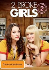 2 Broke Girls: Season 2 DVD NEW