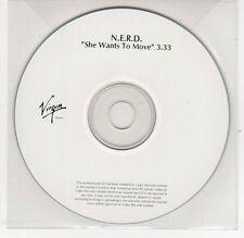 (EG868) N/E.R.D., She Wants To Move - DJ CD