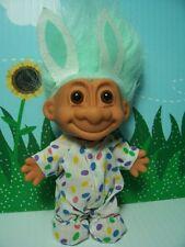 "EASTER WACKY WABBIT / RABBIT / BUNNY  - 5"" Russ Troll Doll - NEW IN ORIGINAL BAG"