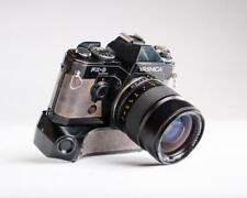 Yashica FX-D Quartz with Contax 139 Winder II and Yashica 42-75mm Zoom
