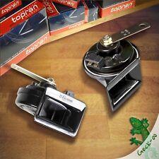 2x HUPE VW T4 SEAT SKODA AUDI SIGNALHORN 2-Klang Hoch Tiefton Hans Pries GERMANY
