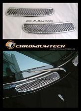 01-06 BMW MINI Cooper/ONE/Cooper S CHROME Bonnet Pollen Hood Air Vent Scoop NEW